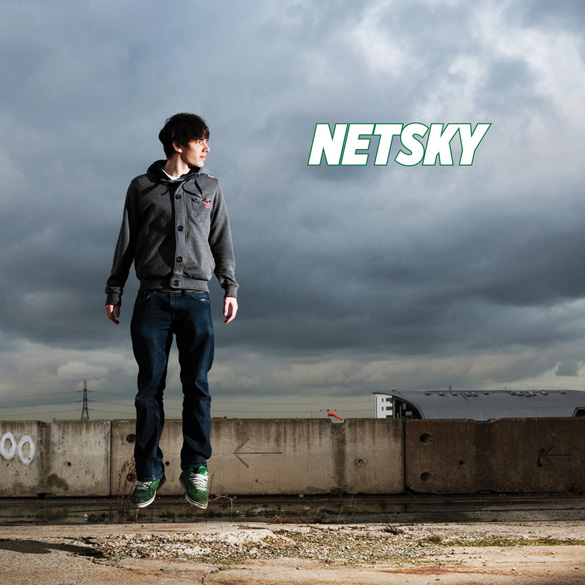 Netsky album cover
