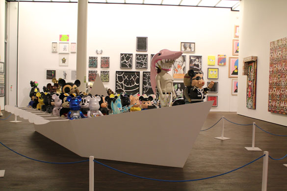 selim varol art & toys exhibition in berlin 17