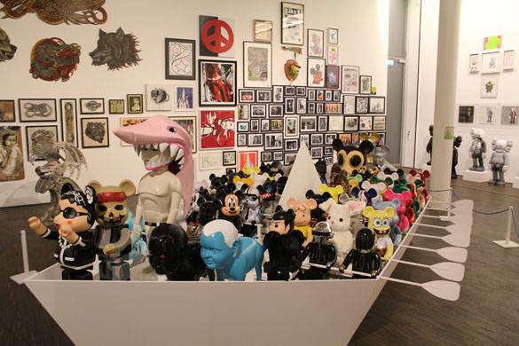 selim varol art & toys exhibition in berlin 19