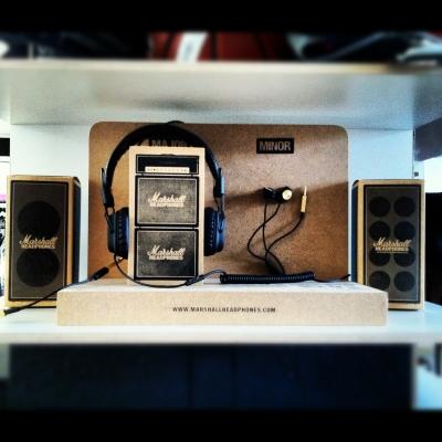 Marshall Headphones Major and Minor
