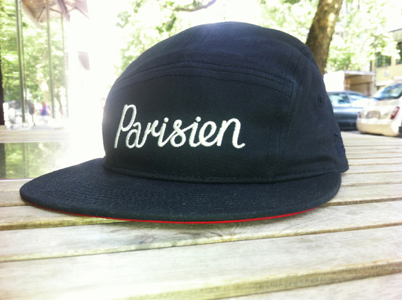 maison-kitsune-tee-x-new-era-parisien-5-panel-cap