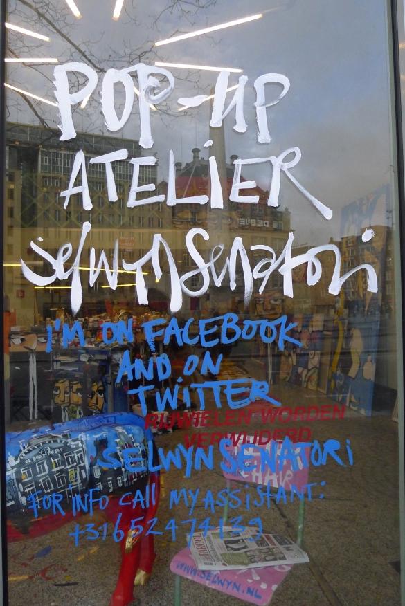 Street Art Amsterdam IV