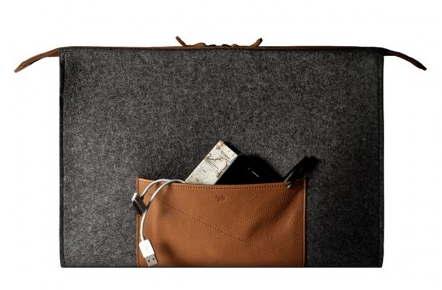 hard graft heritage laptop folio
