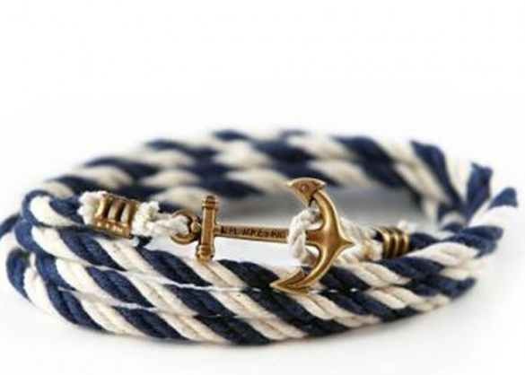 kiel james patrick bracelet stripes