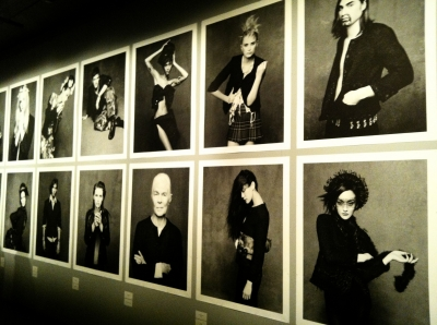 The Little Black Jacket Exhibition
