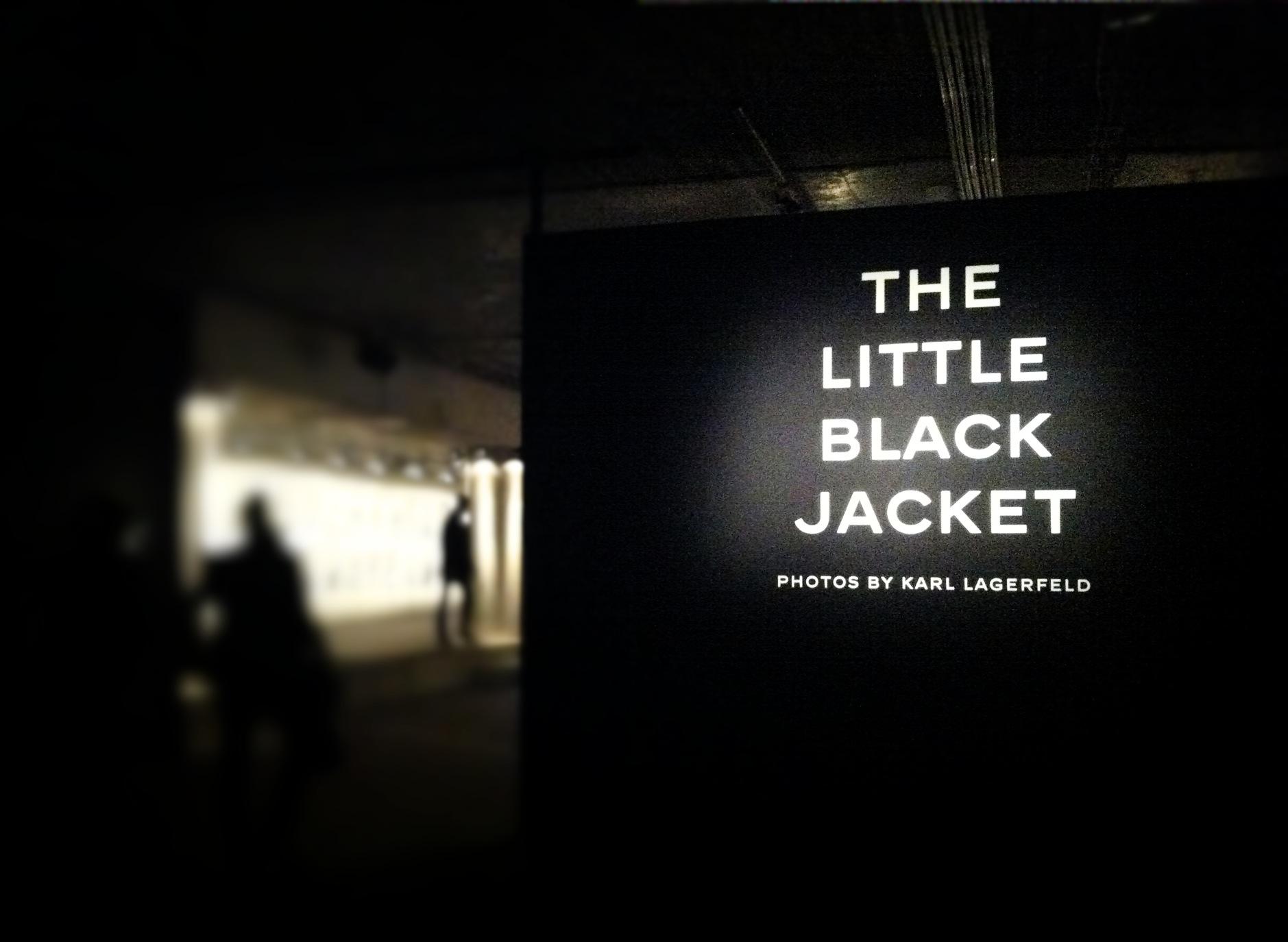 Chanel Berlin chanel the black jacket berlin entrance curating